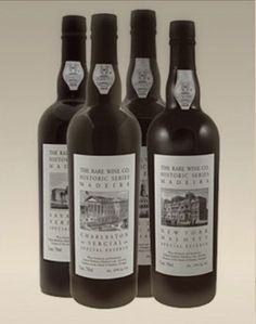 The Rare Wine Co. - Historic Series Madeiras