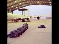 AWACS wing