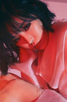 Gain // Brown Eyed Girls // A literal queen. Best Beauty Tips, Real Beauty, Beauty Makeup, Beauty Hacks, Korean Face, Bob With Bangs, Ga In, Brown Eyed Girls, Hair Magazine