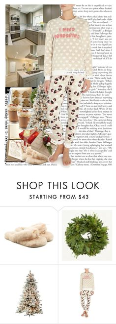 """Без названия #883"" by tanya0526 ❤ liked on Polyvore featuring UGG, Aspinal of London and Chelsea Peers"