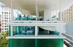 Bernardes Jacobsen Arquitetura Museu de Arte do Rio (MAR), Rio de Janeiro