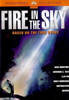 FIRE IN THE SKY DVD (PARAMOUNT)