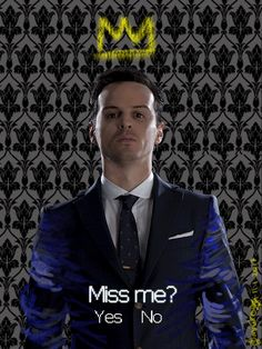 Coool Moriarty!