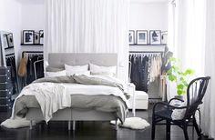 Textilier: 7 sätt att inreda med tyg uppåt väggarna - Inredningsvis