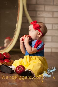 Photographer creates a baby fairytale wonderland   BabyCenter Blog