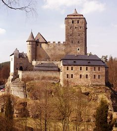 Kost gothic castle (East Bohemia), Czechia #castles #Czechia #architecture…