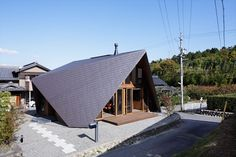 ORIGAMI of 住宅建築