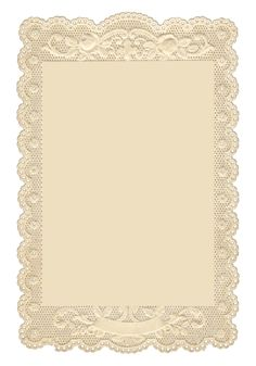 This is the lace frame that I made from the lace holy card.