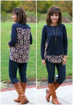 Perfect fall sweater from LOFT.