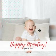 Hey It's Monday! How's your Monday so far? Happy Monday Images, It's Monday, Bassinet, Babies, Bed, Home Decor, Babys, Decoration Home, Cot