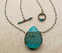 Use Wire to Bezel a Cabochon - Daily Blogs - Beading Daily