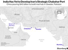 """When the leaders of India, Iran and Afghanistan gathered in Tehran in the spring for a ceremony marking India's development of a strategic Iranian port, they recited Persian poetry and said their partnership would """"alter the course of history."""""""