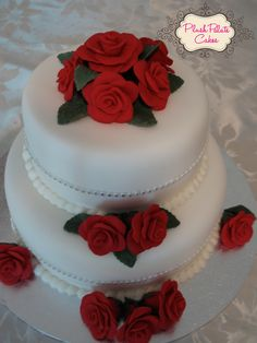 Wedding Cakes | Plush Palate Cakes