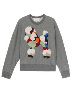 Poodle Sweater By 3.1 PHILLIP LIM @ http://www.boutique1.com/