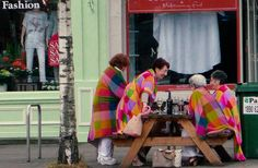14 June Monkstown Dublin. Fashion al Fresco ...