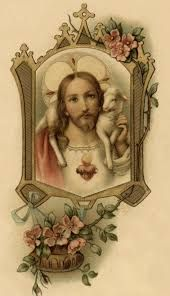 Image result for sacred heart jesus world