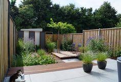 Backyard, Patio, New Homes, Deck, Landscape, House Styles, Places, Outdoor Decor, Design