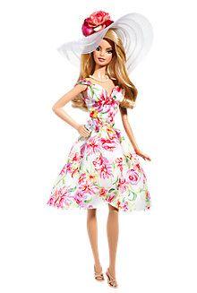 Kentucky Derby® Barbie® Doll