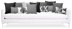 Decor Pillows, Decorative Throw Pillows, White Decor, Repeating Patterns, Modern Decor, Collections, Black And White, Bed, Furniture
