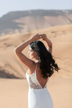 Chic Elopement in the Arabian Desert – Effleurer Photo 20