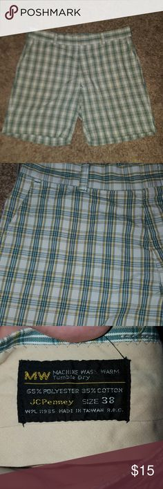 JC Penny men's shorts JC Penny men's shorts Size 38 jcpenney Shorts