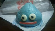 Slime (Dragon Quest) Steamed Meat Bun