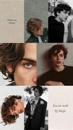 Beautiful Boys, Pretty Boys, Beautiful People, Ian Curtis, Regulus Black, Timmy T, Celebs, Celebrities, Portrait