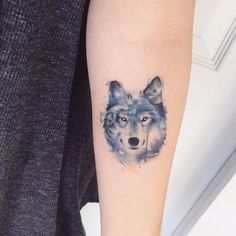 Tatouage Aquarelle by adrianbascur | TATTOO & PIERCINGS INSPI | Pinterest | Tattoo, Tatoo and Tatoos