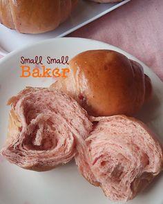 Bread Rolls (Wei Bo Starter Dough 1 Hour)