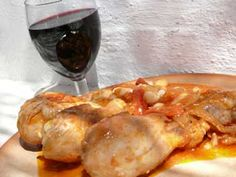 RECIPE FROM SPAIN: Slow Baked Chicken with Sobrasada