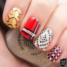 Polish Those Nails: Twinsie Tuesdays - Fall To Winter