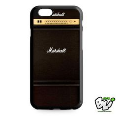 Marshall Jmd Amplifier iPhone 6 Case   iPhone 6S Case