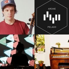 cool ListenUp: An Arthur Russell tribute, 10 techno records from female producers, Emile Haynie joined by Brian Wilson and more in the music we tweeted this week
