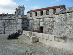 Fortaleza de La Cabaña. La Habana                                                                                                                                                                                 Más