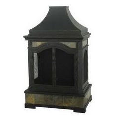 320 Bond Manufacturing Sevilla 36 In Wood Burning Outdoor Fireplace 66594 At The Home Depot