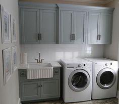 41 Wunderschöne Inspirierende Waschküche Schränke Ideen zu berücksichtigen 1