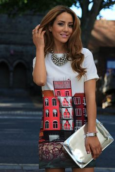#style digital printed fabric [ Find. Shop. Discover. www.specialteesboutique.com ]