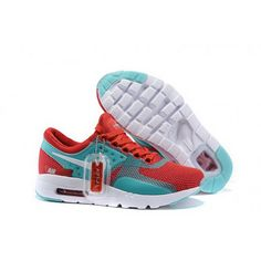 buy popular d4b3d caaf9 Women Nike Air Max Zero Qs Shoes Red Green White Buy Nike Shoes, Cheap Nike