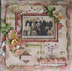Family Memories - Scrapbook.com