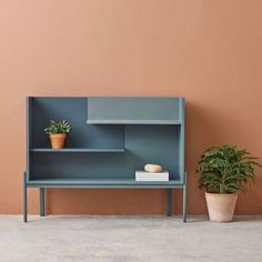 "soudasouda: ""Overlapping bent aluminum shelves of the Field cabinet, like, move and stuff. Follow Souda on Tumblr """