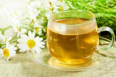 Chamomile tea helps you to lose weight.