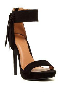 Madden Fringe Platform Sandal by Legend Footwear on @nordstrom_rack