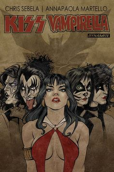 This is an interesting batch of exclusive first looks at the solicitations and covers for the Rock & Roll comics shipping from Dynamite in July Frank Frazetta, Comic Book Covers, Comic Books, Kiss World, Futuristic Motorcycle, Kiss Band, Horror Comics, Weird Creatures, Pin Up Art