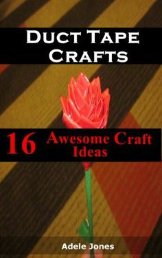 Duct Tape Crafts: 16 Awesome Ideas You Can Start Now From Bags,Tote,Patterns,Fashion Amongst Others! | Duck Tape Sale | duct tape diy, duct tape projects, duct tape crafts for kids, duct tape