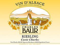 Riesling Charles Baur=