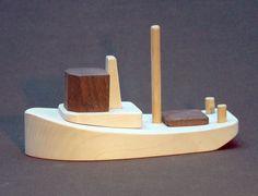 Tugboat. Design Ole Søndergaard