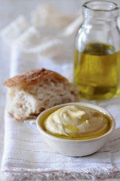 Humus and Pita Bread