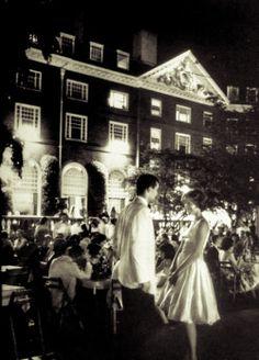 Harvard commencement - 1961