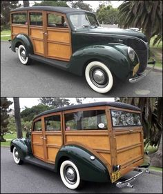 Ford 38 woody...
