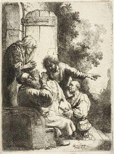 ART & ARTISTS: Rembrandt – part 5